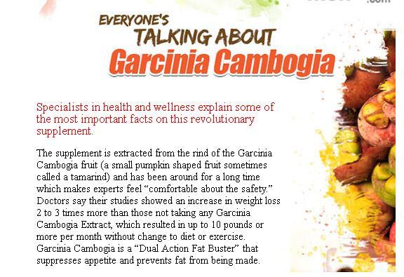 garcinia cambogia details