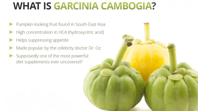 The various types of garcinia cambogia